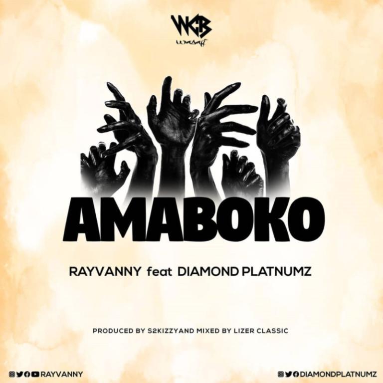 "Rayvanny x Diamond Platnumz – ""Amaboko"""