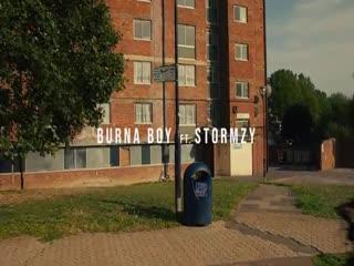 [Video] Burna Boy – Real Life ft. Stormzy