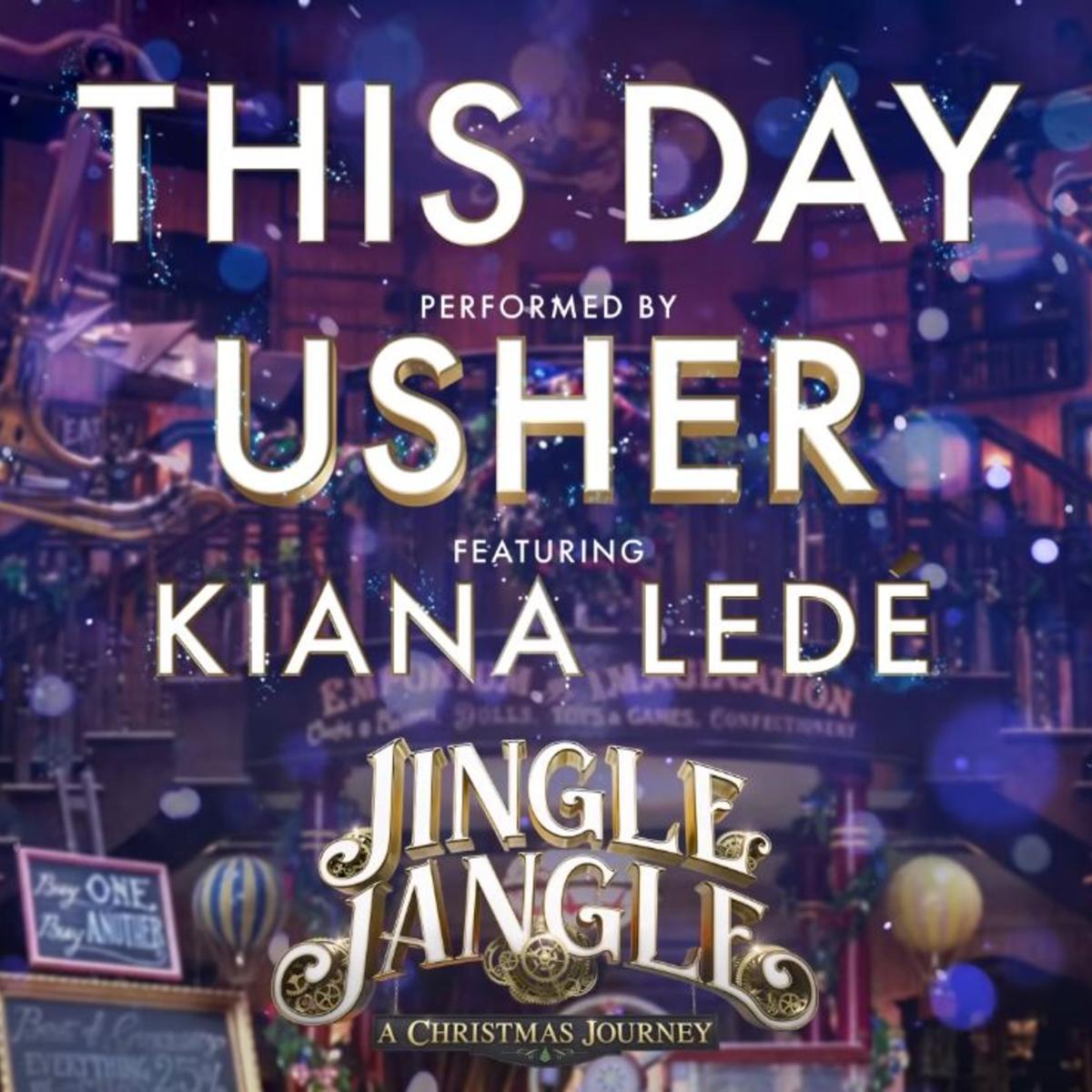 Usher – This Day Ft. Kiana Lede
