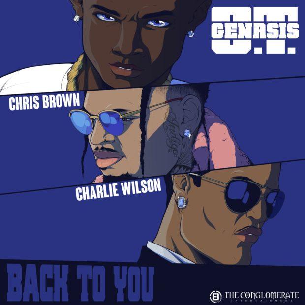 O.T. Genasis – Back To You ft. Chris Brown & Charlie Wilson