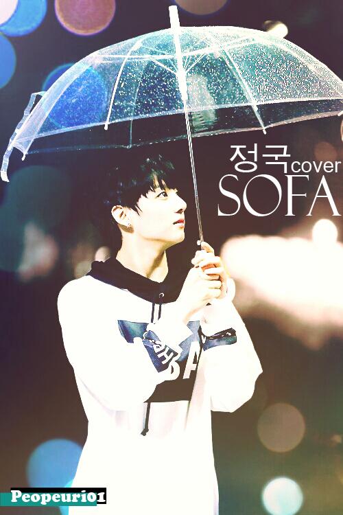 JungKook (BTS) - Sofa (Crush Cover)