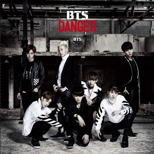 BTS - Danger -Japanese Ver.-