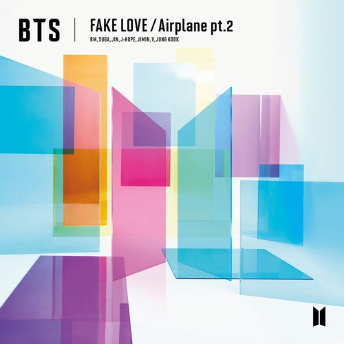 BTS - FAKE LOVE (Japanese Version)