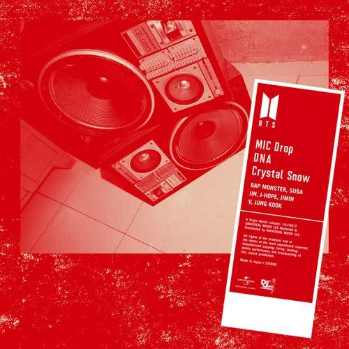 BTS - DNA (Japanese Version)