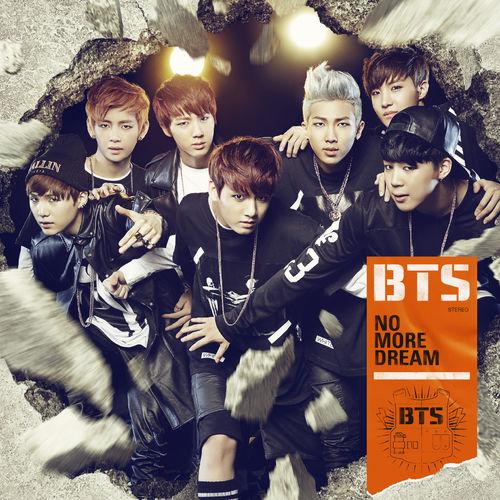 BTS - NO MORE DREAM -Japanese Ver.-