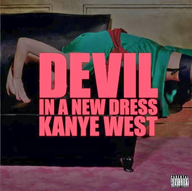 Kanye West – Devil In A New Dress Ft. Rick Ross
