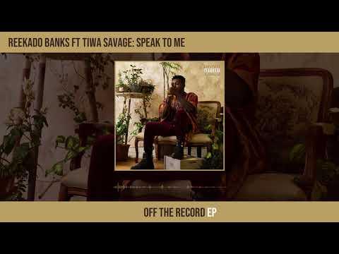 """[Video + Music] Reekado Banks – """"Speak To Me"""" ft. Tiwa Savage"""