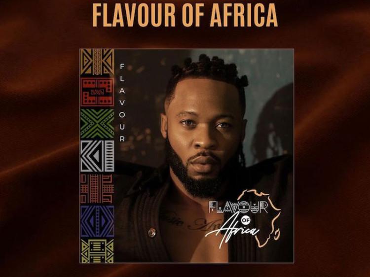 Flavour – Berna ft . Fally Ipupa & Tekno