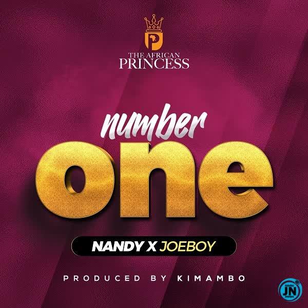 Nandy – Number One Ft. Joeboy MP3 Download