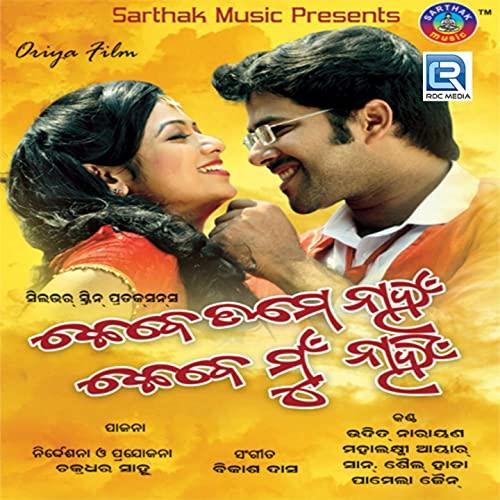 Kebe Tame Nahan Kebe Mu Nahin - Title Song (Mahalaxmi Iyer, Udit Narayan)