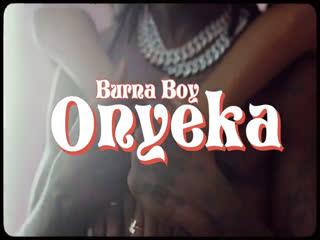 Download [Video] Burna Boy – Onyeka Baby