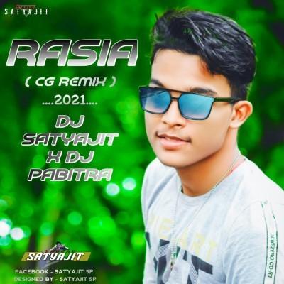 RASIA - MANTU CHHURIA (CG REMIX) DJ SATYAJIT X DJ PABITRA