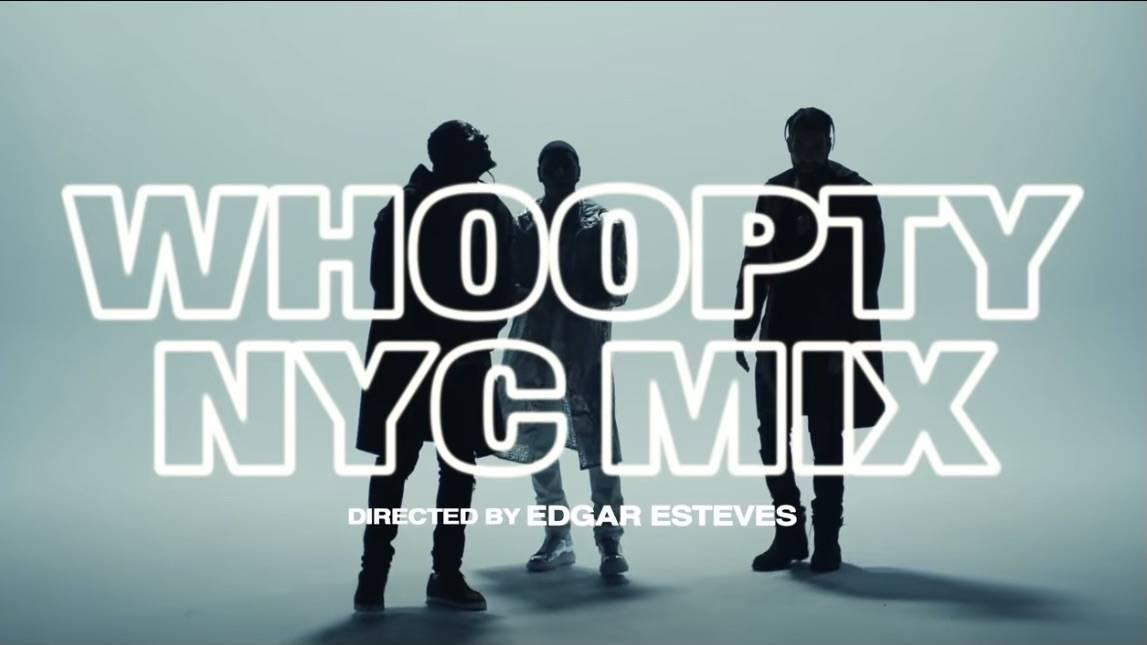 CJ – Whoopty (Remix) Ft. French Montana & Rowdy Rebel