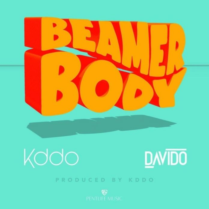 """Highly talented Nigerian record producer , KDDO formerly Kiddominant , resurfaces with a brand new collaborative joint titled """" Beamer Body """" featuring DMW boss, Davido . """" Beamer Body """" serves as the lead single to his forth - coming debut EP titled """" Too Late Too Lit. """" The track was self - produced and is accompanied by a befitting visual ."""