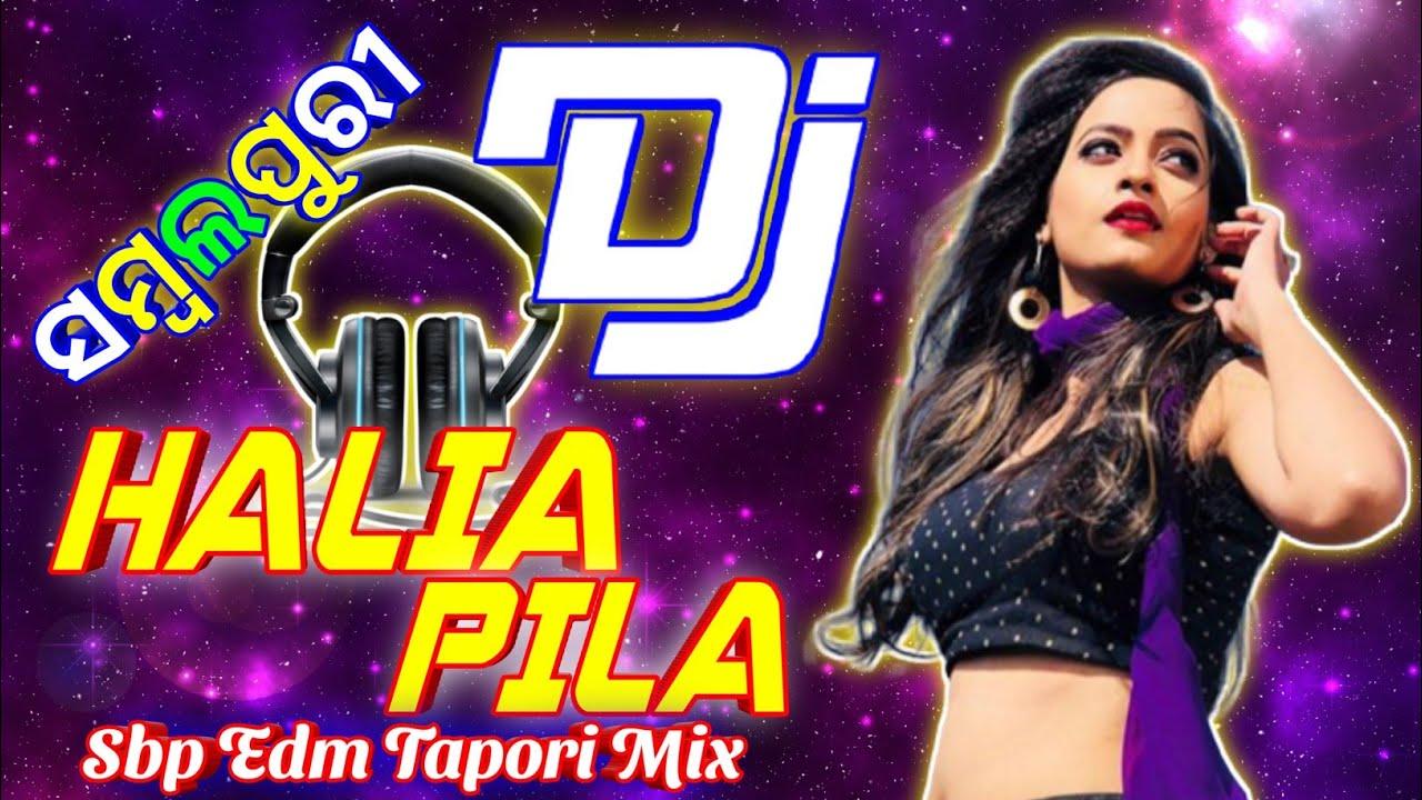 Halia Pila (Sambalpuri Edm Tapori Mix) Dj Liku Nd Dj Papu
