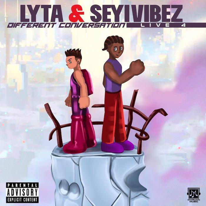 "Lyta Feat. Seyi Vibez – ""Different Conversation"""