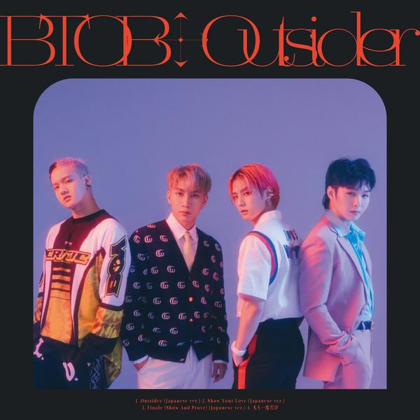 BTOB Outsider (Japanese Ver.)