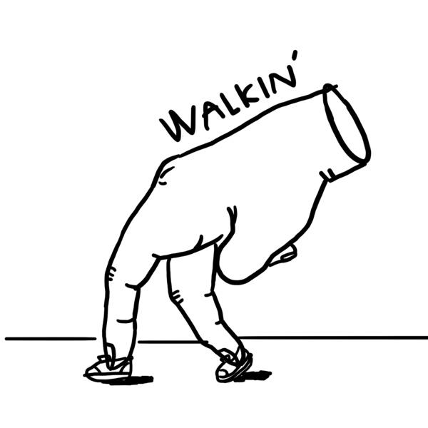 Ra.D Walkin'
