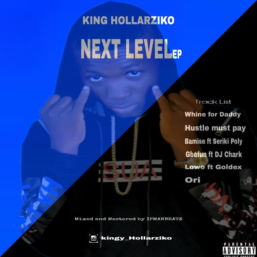 Hollarziko EP announcement