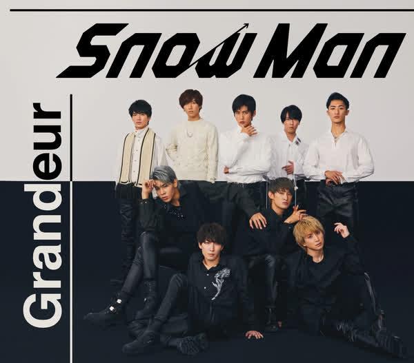 Snow Man Grandeur Opening 13 Black Clover