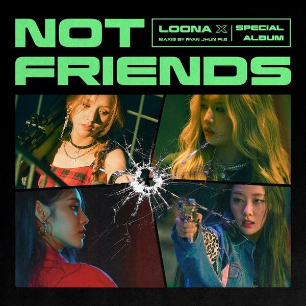 LOONA Not Friends (TIDO REMIX)
